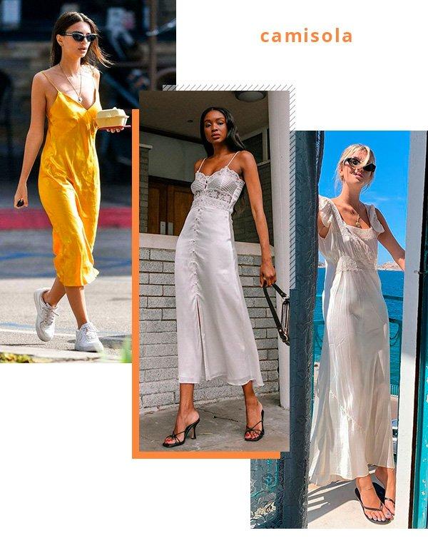 camisola - vestido - looks - trend - comprar