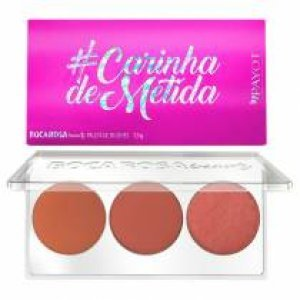 Paleta De Blush Boca Rosa