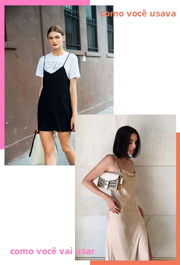 It girls - Slipdress - Slipdress - Verão - Street Style