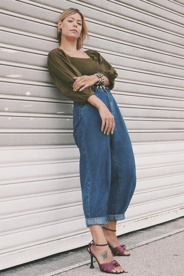 Guta Virtuoso - tendências mangas bufantes - tendências mangas bufantes - verão - street style