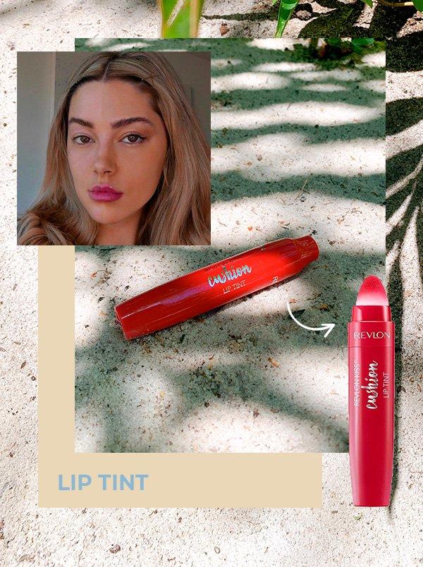 Revlon - Lip tint - Nécessaire de verão - Verão - Street Style