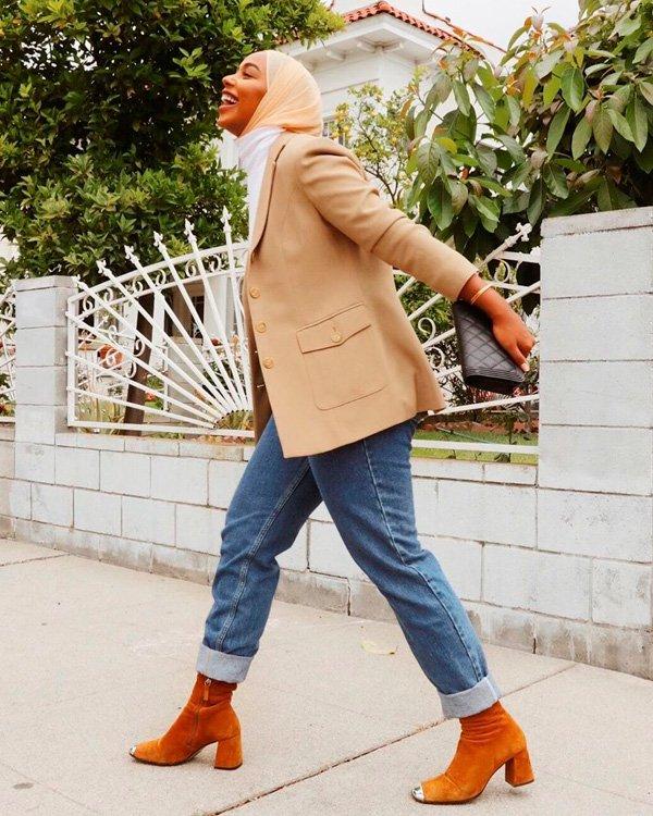 Shahd Batal - blazer - blazer - verão - street-style