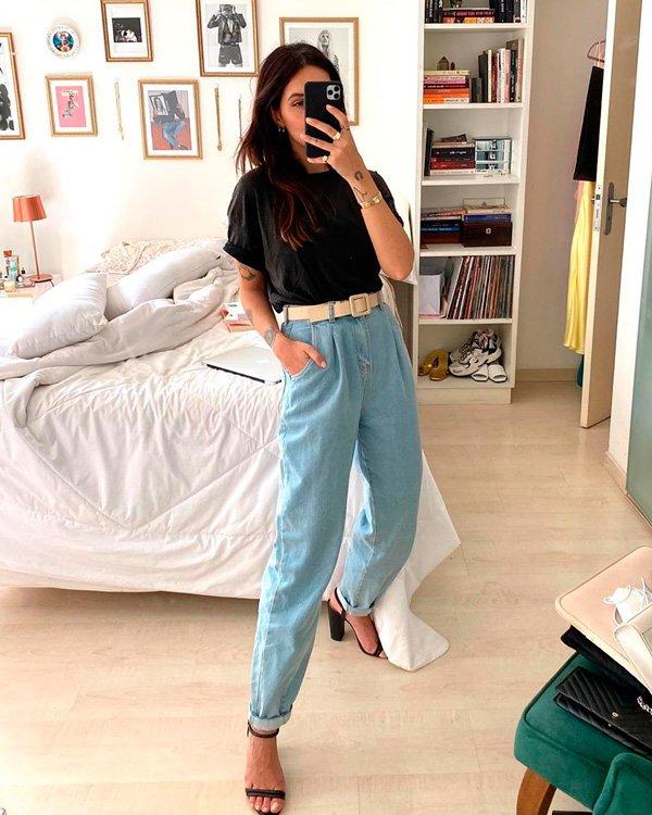 Vic Hollo - jeans - jeans - verão - street-style