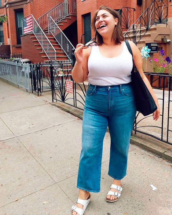 Maxey Greene - jeans - jeans - verão - street-style