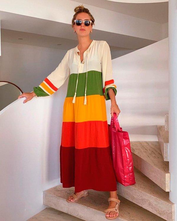 Nathalia Medeiros - vestido - vestidos - verão - street-style