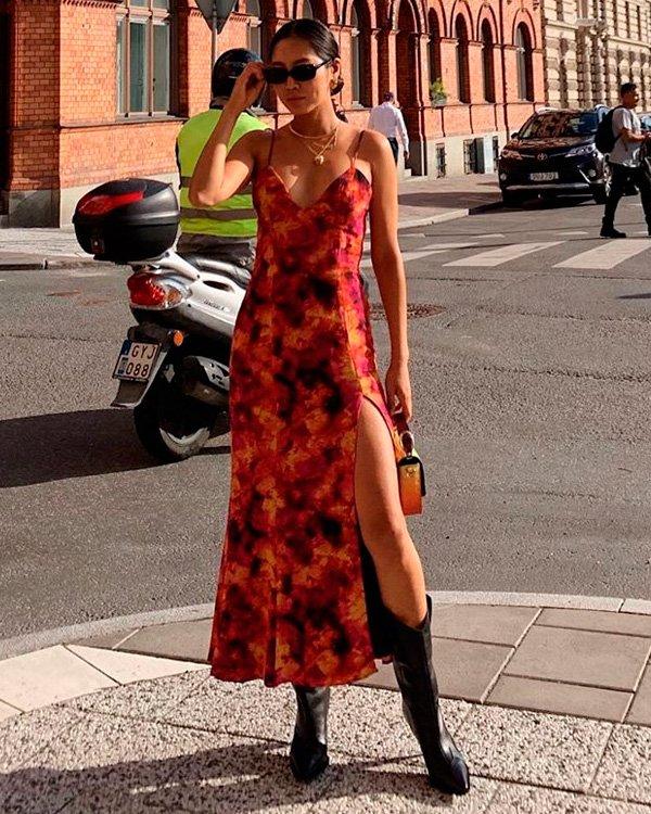 Aimee Song - vestido - vestidos - verão - street-style