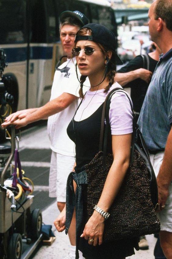 It girl - Vestido - Anos 90  - Verão - Street Style