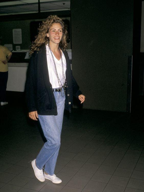 It girl - Blazer - Anos 90  - Verão - Street Style