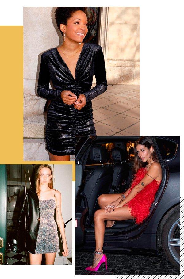 Ellie Nesmon, Gilda Ambrosio - vestido - festa - verão - street-style