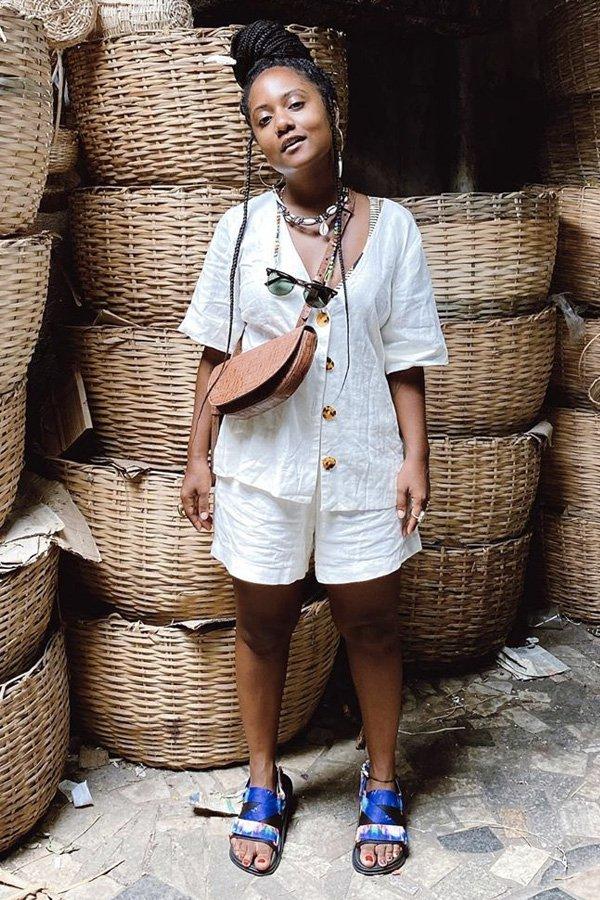 Luiza Brasil - tendências - tendências - verão - street style