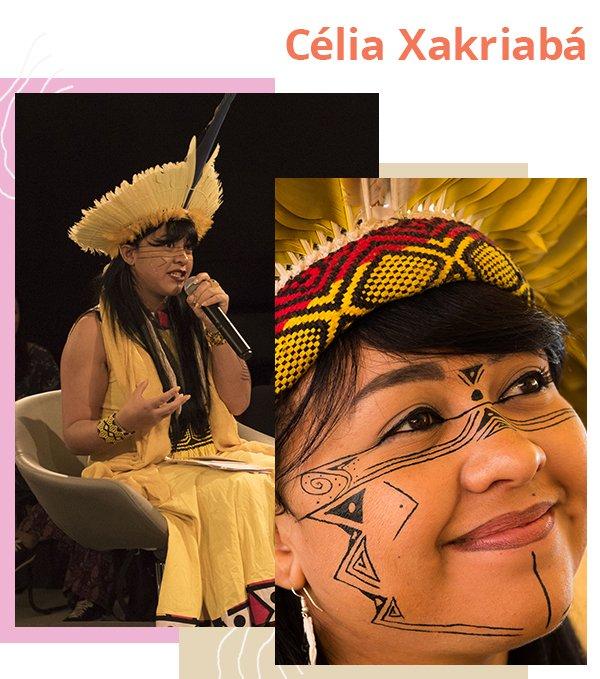 Célia Xakriabá  - Mulheres - Revolucionaram - Verão - Street Style