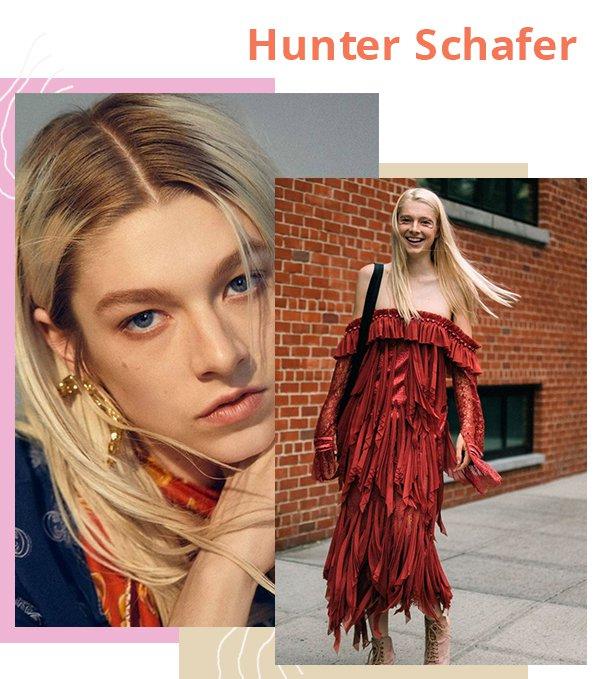 Hunter Schafer - Mulheres - Revolucionaram - Verão - Street Style