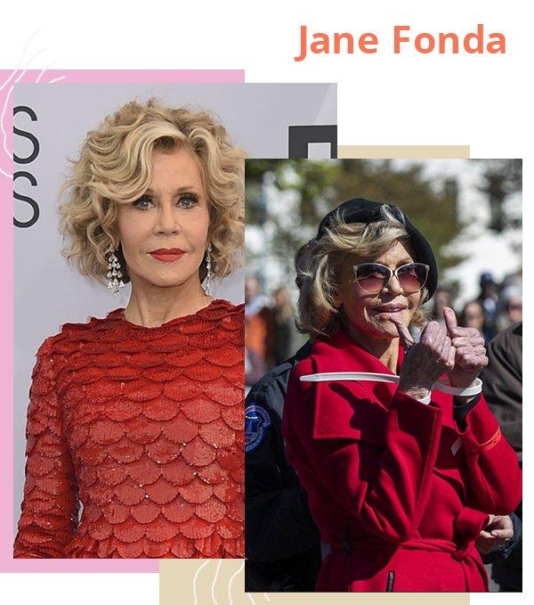 Jane Fonda - Mulheres - Revolucionaram - Verão - Street Style