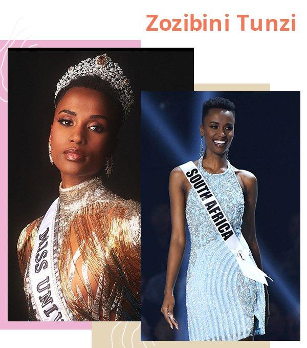 Zozibini Tunzi - Mulheres - Revolucionaram - Verão - Street Style