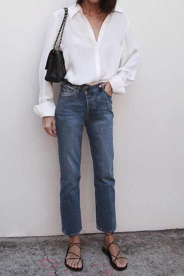 Petra - jeans e flats - jeans e flats - verão - street style