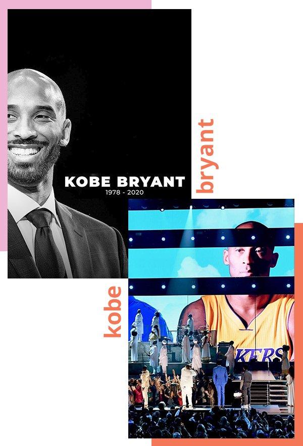 Kobe Bryant - Grammy Awards - Grammy Awards - Verão - Street Style