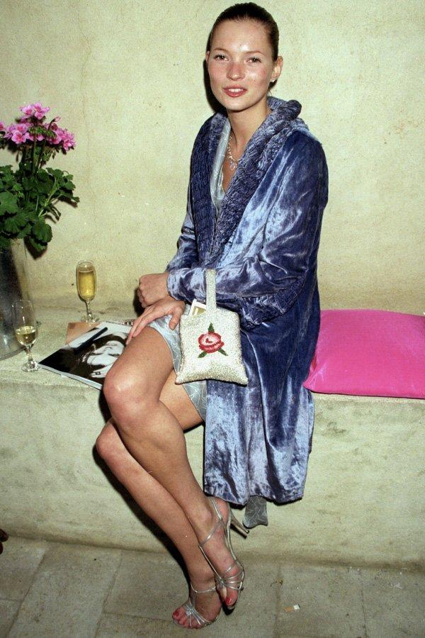 Kate Moss - tendências - sandálias - verão - street style