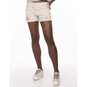 Shorts Feminino Color Cintura Alta