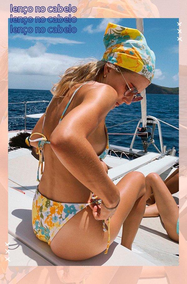 Lucy Williams - lenço - lenço - verão - street-style