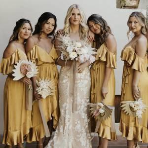 S.O.S Madrinhas: 9 looks estilosos para casamento