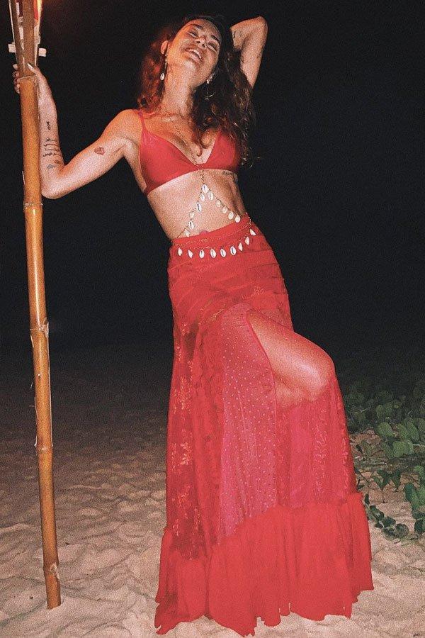 Thaila Ayala - look réveillon - look réveillon - verão - street style