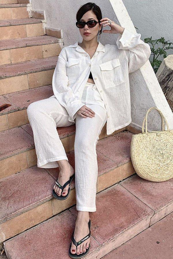 Victoria Yamagata - look réveillon - look réveillon - verão - street style