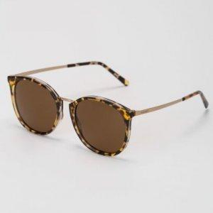 Óculos De Sol Acetato E Metal