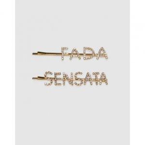 Kit Grampos Fada Sensata
