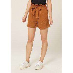 Shorts Clochard Com Bolsos