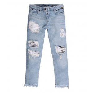Calça Feminina Jeans Mom