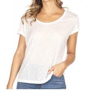 Camiseta Feminina Amarração Costas