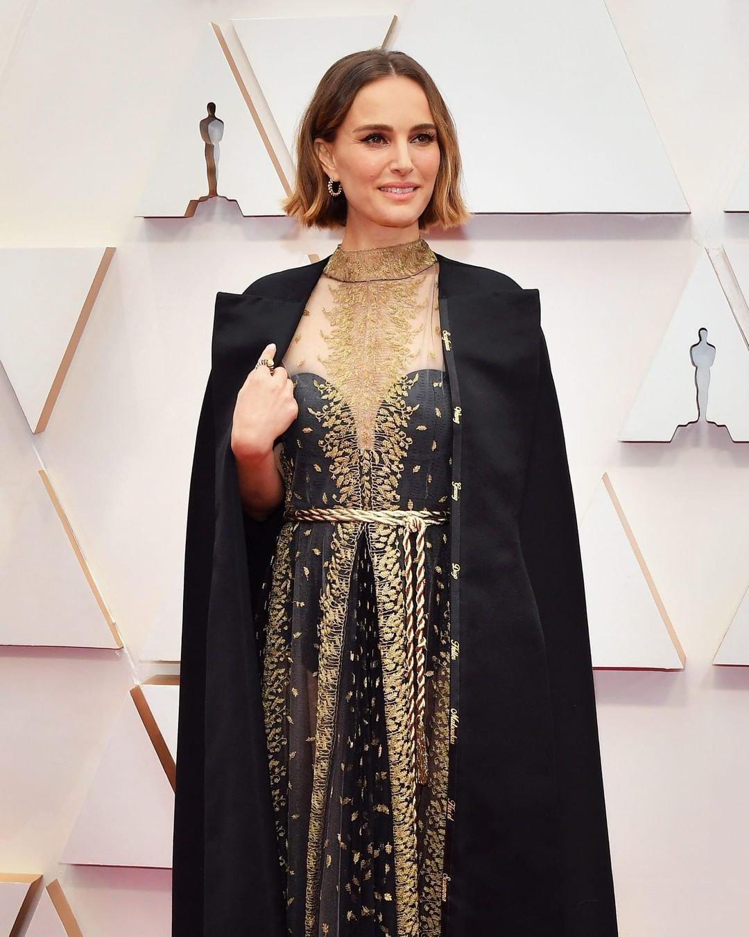 Natalie Portman - Dior - Oscar - Verão - Red carpet