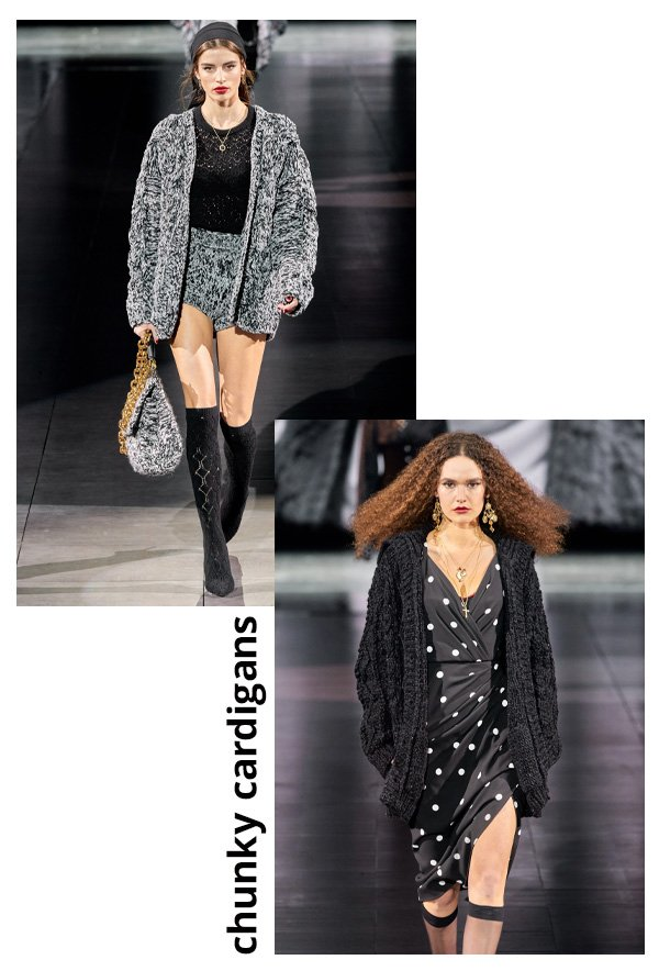 Dolce Gabbana - trends - trends - inverno - street style