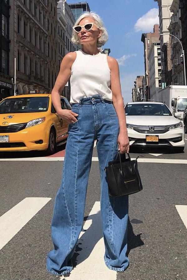 Grece Ghanem - jeans verão - jeans - verão - street style