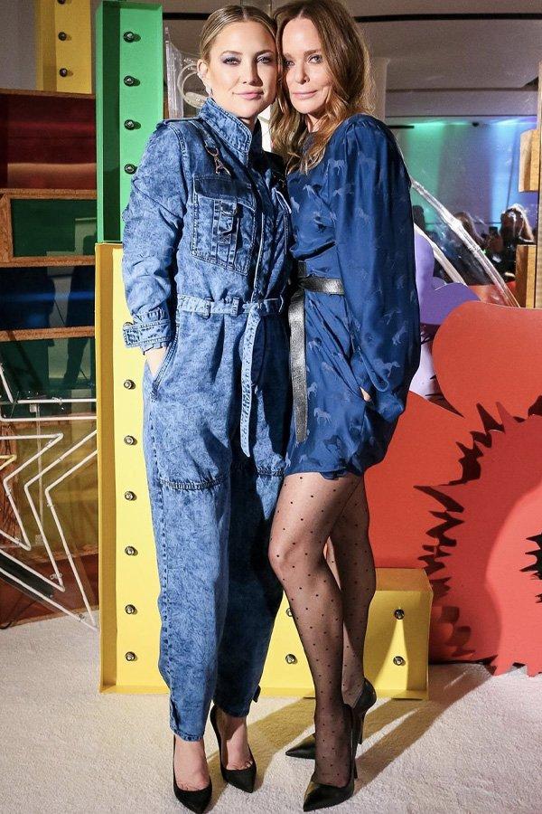 Kate Hudson, Stella McCartney - jeans - jeans sustentável - verão - street style