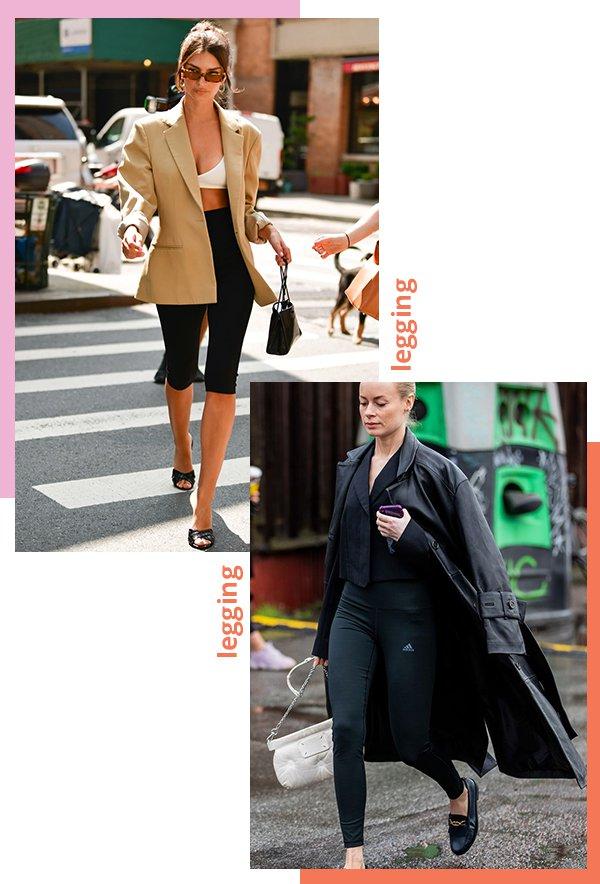 It girls - Legging - Legging - Verão - Street Style