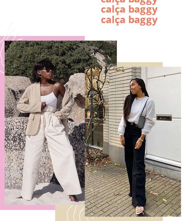 It girls - Calça baggy - Calças - Verão - Street Style