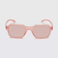 Óculos De Sol Acetato Geométrico