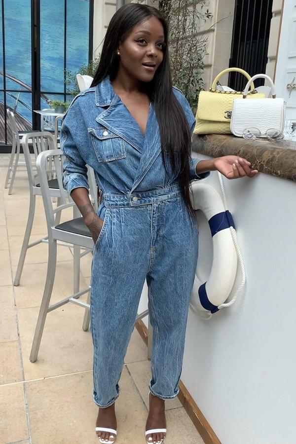 Samyjo Valentine - jeans verão - jeans - verão - street style