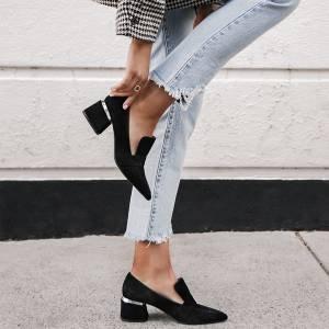 Você vai trocar a sandália por esse único sapato nas próximas estações