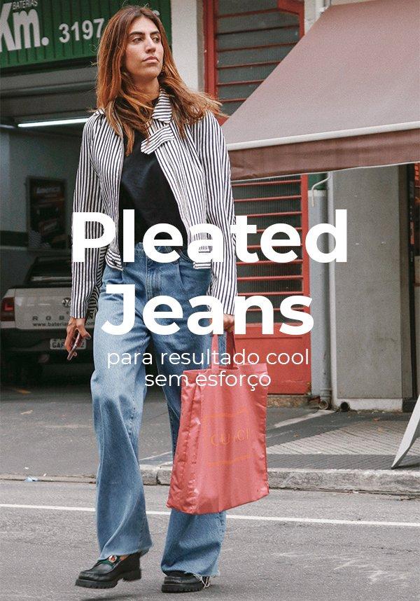 Thai de Melo - Jeans no dia a dia - como usar jeans - verão - São Paulo