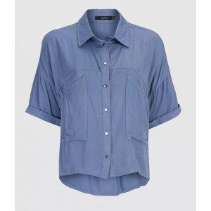 Camisa Cargo Manga Curta