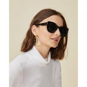 Óculos De Sol Acetato Square