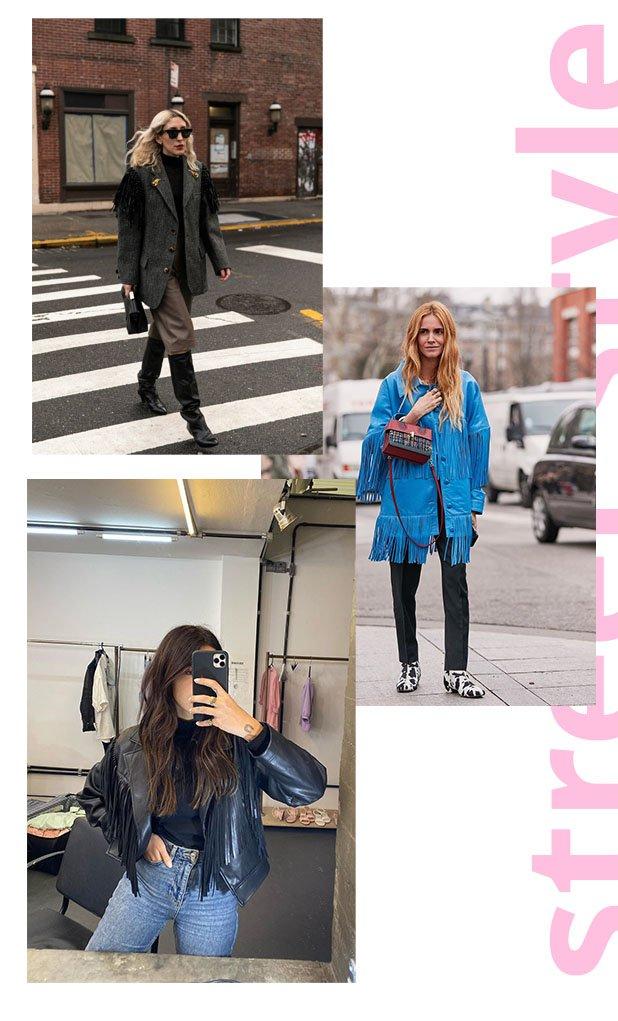 It girls - Franja - Franja - Verão - Street Style