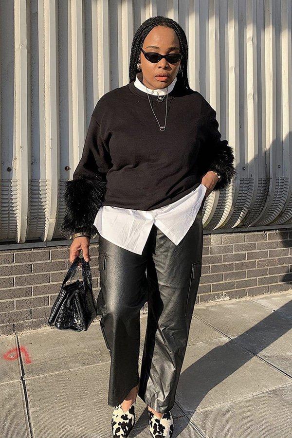 Ada Oguntodu - sapato - looks de trabalho - verão - street style