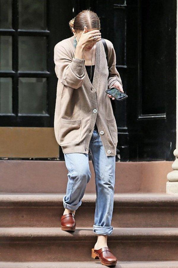 Ashley Olsen - olsen - gêmeas Olsen - inverno - street style