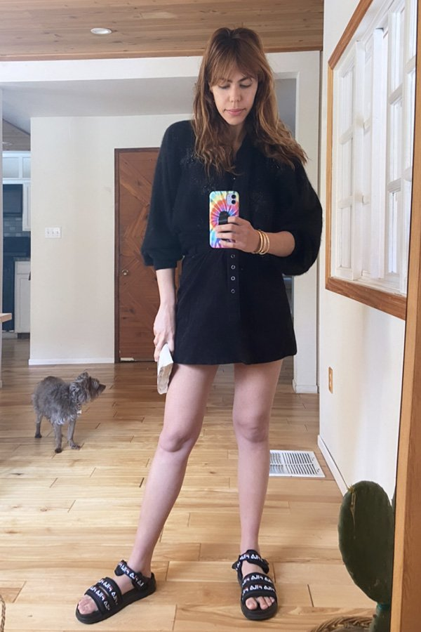 Catharina Dieterich - sapatos comfy - papete - inverno - street style