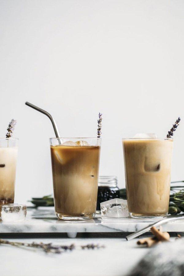 reprodução pinterest - chai latte - receitas de drinks - inverno - street style