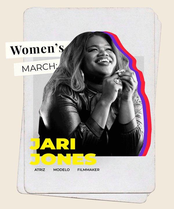 Jari Jones - blusa - dia da mulher - verão - street-style