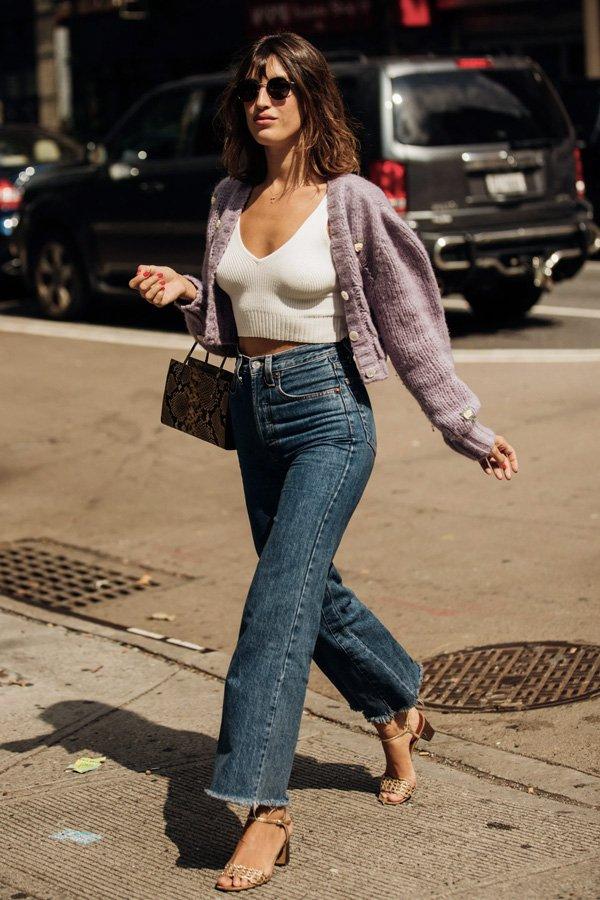 jeanne damas - moderna - cool - inverno - street style